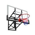 Basketbalový koš s deskou MASTER 140 x 80 cm s konstrukcí