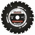 Kreator KRT020304 - Pilový kotouč pro ponorné pily 165mm, 24T