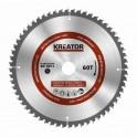 Kreator KRT020504 - Pilový kotouč univerzální 210mm, 60T