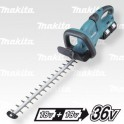 Makita DUH551PF2 aku plotostřih 550mm Li-ion 2x18V/3,0Ah