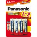 LR6 6BP AA Pro Power alk PANASONIC