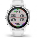 Fenix 6S Silver White band GARMIN