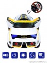 Elektrické autíčko Bayo GARI white