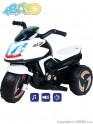 Elektrická motorka BAYO KICK white