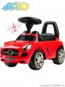 Dětské jezdítko 3v1 Bayo Mercedes-Benz red