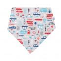 Dětský bavlněný šátek na krk New Baby For Boys Univerzální