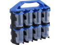 Extol Craft organizér modulový přenosný, 16 modulů, PP(78904)