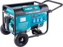 Heron 8896413 elektrocentrála benzínová 5,5kW/13HP, pro svařování, podvozek + PRODLOUŽENÁ ZÁRUKA 36 MĚSÍCŮ