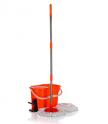 BRILANZ Mop set TORNADO, oranžový