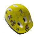Cyklo přilba MASTER Flip - M - žlutá