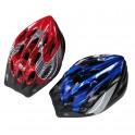 Cyklo přilba SPARTAN Tour - M modrá