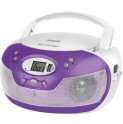 SPT 229 PU RADIO S CD/MP3/USB SENCOR