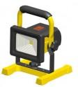 Reflektor G21 LED přenosný bateriový 10W, 700lm, teplá bílá, krytí IP65