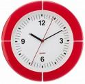 Hodiny i-Clock červené, Guzzini