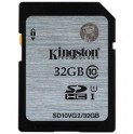 SDHC 32GB CL10 UHS-I KINGSTON