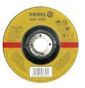 Kotouč na kov řezací vypouklý 230 x 3,2 x 22 mm Vorel