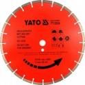 Kotouč diamantový 400 x 25,4 x 3,6 mm červený
