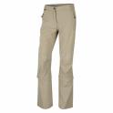 Dámské outdoor kalhoty   Pilon L - béžová - XL