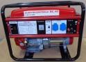 Enhlava BC 60 benzínová elektrocentrála