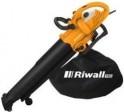 Riwall REBV 3000 vysavač/foukač