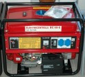 Enhlava BC 60 E benzínová elektrocentrála