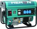 Heron EGM 55 AVR-1 benzínová elektrocentrála + PRODLOUŽENÁ ZÁRUKA 36 MĚSÍCŮ