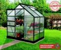skleník VITAVIA VENUS 2500 PC 4 mm zelený