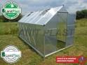 skleník LANITPLAST PLUGIN NEW 6x12 BASIC