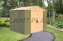 LanitPlast zahradní domek LANITPLAST LANITSTORAGE 10x10 + PRODLOUŽENÁ ZÁRUKA 120 MĚSÍCŮ