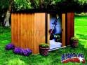 LanitPlast zahradní domek ARROW WOODLAKE 86 + PRODLOUŽENÁ ZÁRUKA 120 MĚSÍCŮ