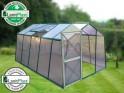 skleník LANITPLAST DODO 8x12 PC 4 mm zelený