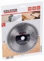 Kreator KRT021601 - Pilový kotouč na dřevo 165 mm, 48 Z