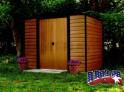 LanitPlast zahradní domek ARROW EURO DALLAS 65 + PRODLOUŽENÁ ZÁRUKA 120 MĚSÍCŮ