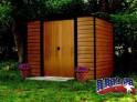 LanitPlast zahradní domek ARROW EURO DALLAS 86 + PRODLOUŽENÁ ZÁRUKA 120 MĚSÍCŮ