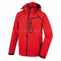 Pánská outdoor bunda | Badis - červená - XXL