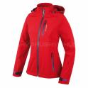 Dámská outdoor bunda | Bonnie - červená - M
