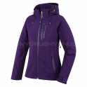 Dámská outdoor bunda | Bonnie - fialová - M