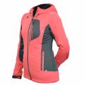 Dámská outdoor bunda | Bolly - růžová - L