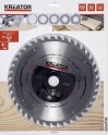 Kreator KRT021400 - pilový kotouč na dřevo 260 mm, 40 Z