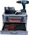 Makita DHP453SYEX aku příklepový šroubovák s příslušenstvím