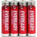BAT E.RED R03/4 SHRINK 4xAAA ENERGIZER