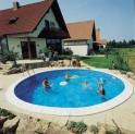 Kruhový bazén 800 x 150 cm