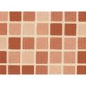 DLW fólie mozaika Terra 25 x 2 m