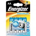 BAT MAXIMUM ALK LR6/4 4xAA ENERGIZER