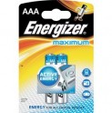 BAT MAXIMUM ALK LR03/2 2xAAA ENERGIZER