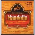 PF270 SET, MANDOLIN BR, BR, MED, STRUNY