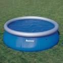 Solární plachta na bazén 457 cm