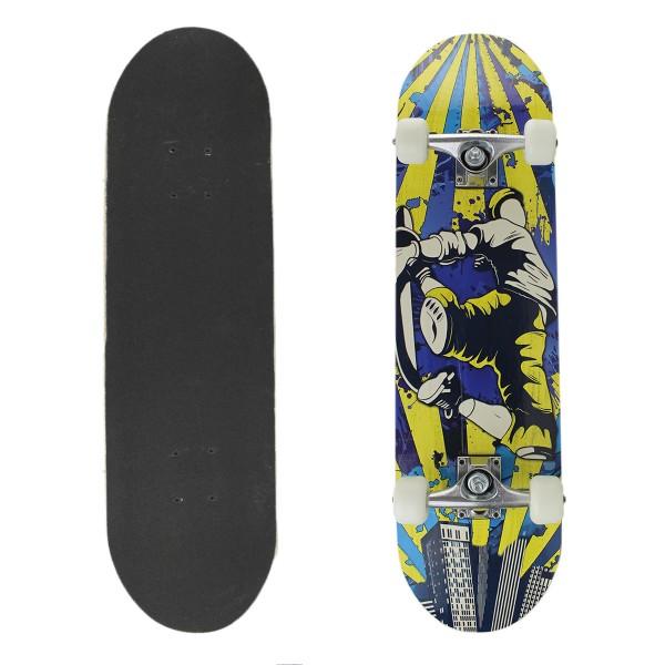 Skateboard MASTER Extreme Board - Rider  d15c3e18b6
