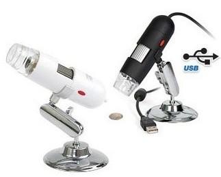 Usb digitální mikroskop s přisvětlením pt e shop akce