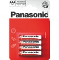 R03 4BP AAA Red zn PANASONIC